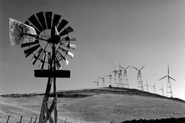 California Windmills