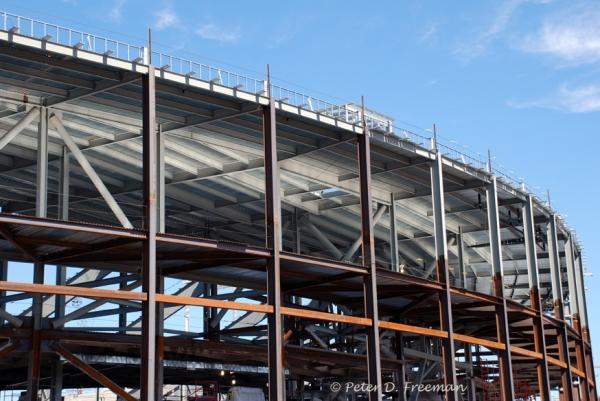 Stadium in Process