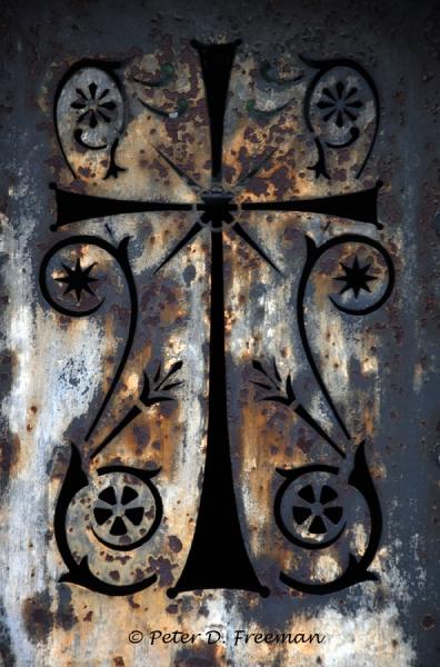 Mauseleum Detail