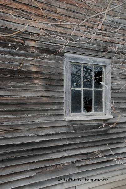 Middlebury Window
