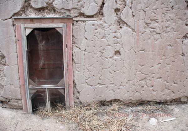 Abiquiu Screen Door