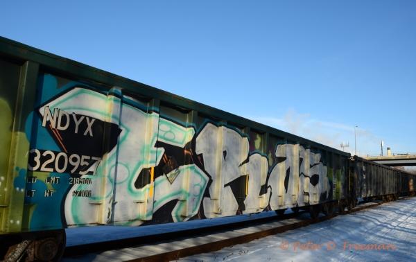 Railroad Grafitti 8