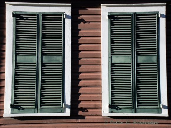 St Augustine Shutters
