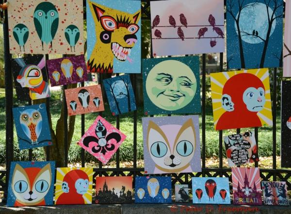 Jackson Square Art