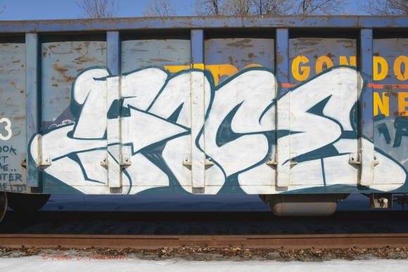 Railroad Graffiti 12
