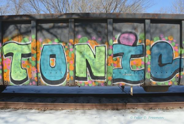 Railroad Grafitti 10