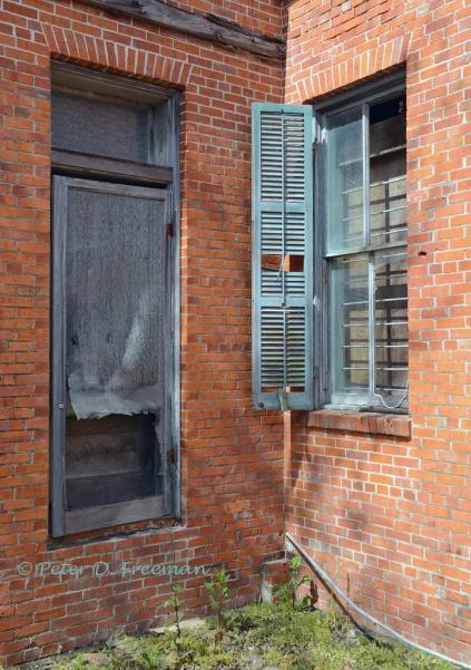 Rizzo's Back Door