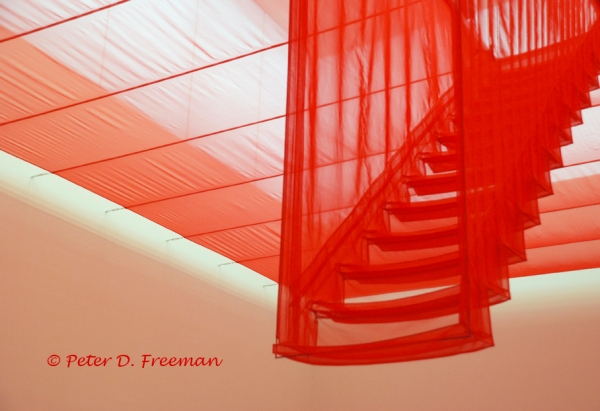 Ascending Stair