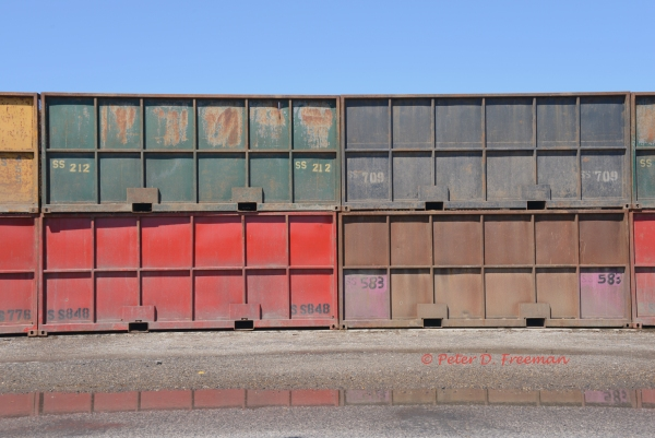 Foundry Containers