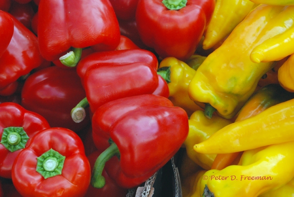Portobello Peppers