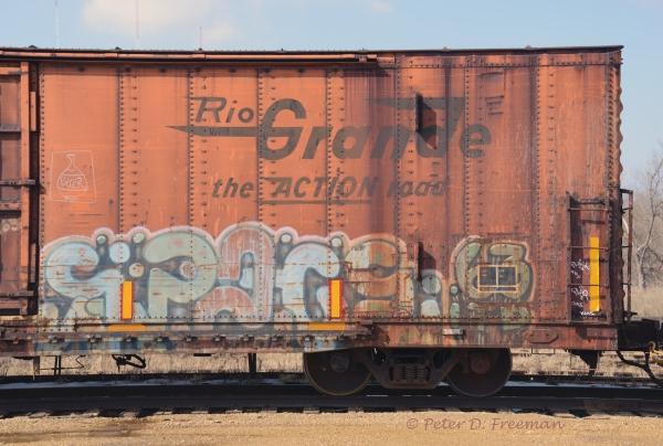 Railroad Graffiti 15