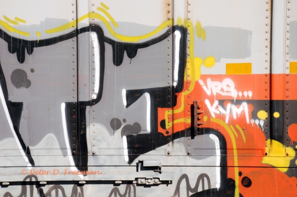 Railroad Graffiti 4