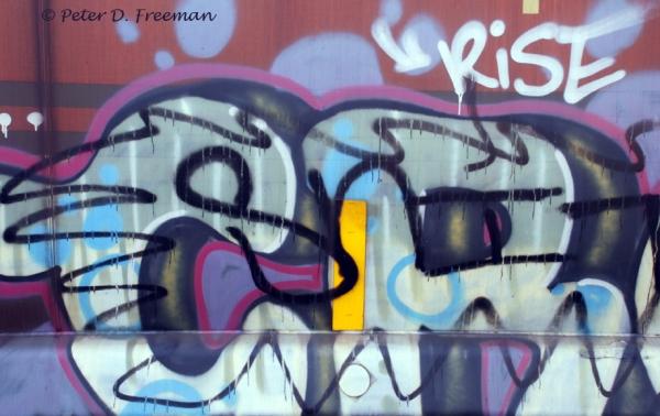 Railroad Graffiti 7