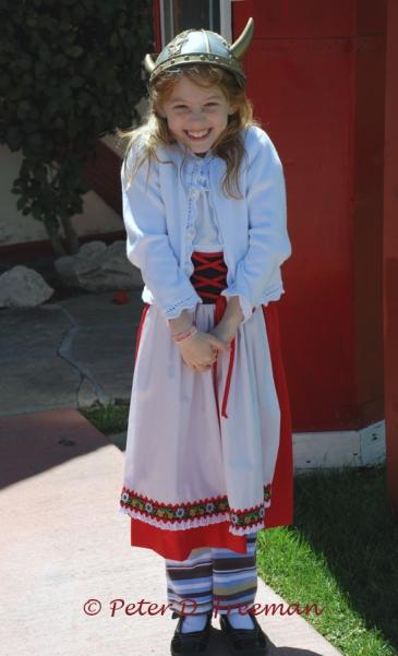 Solvang Maiden