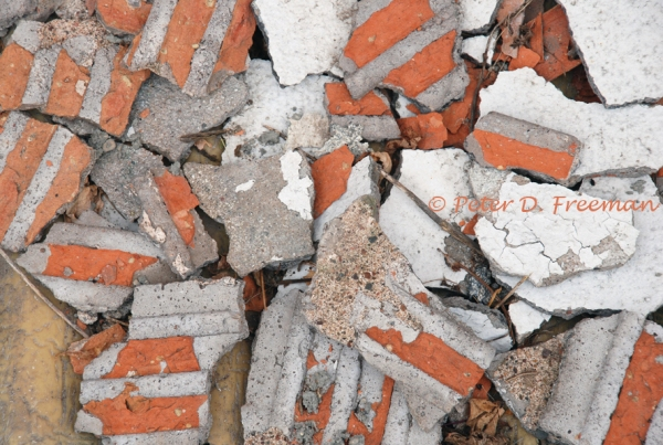 Abstract Rubble