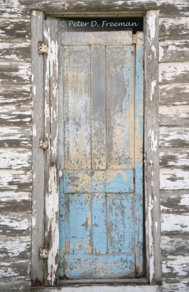 Blue Door, Eagle Lake
