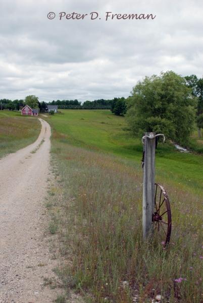 Michigan Farm Road