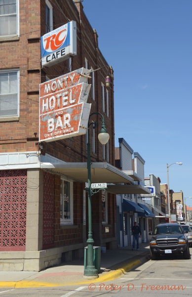 Monty Hotel and Bar