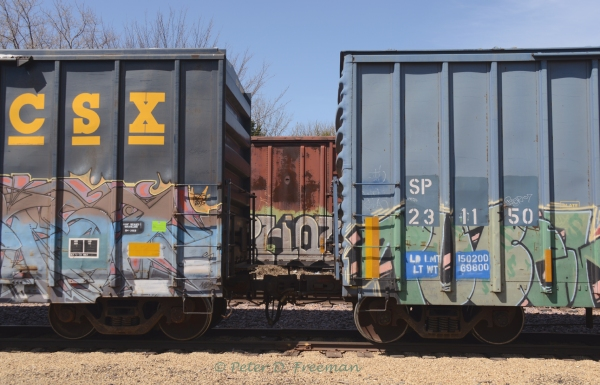 Railroad Graffiti 17