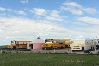 Bus Yard