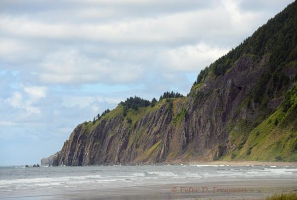 Seaside Cliff