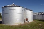 Silos and Barrels