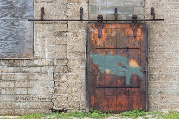 Foundry Door