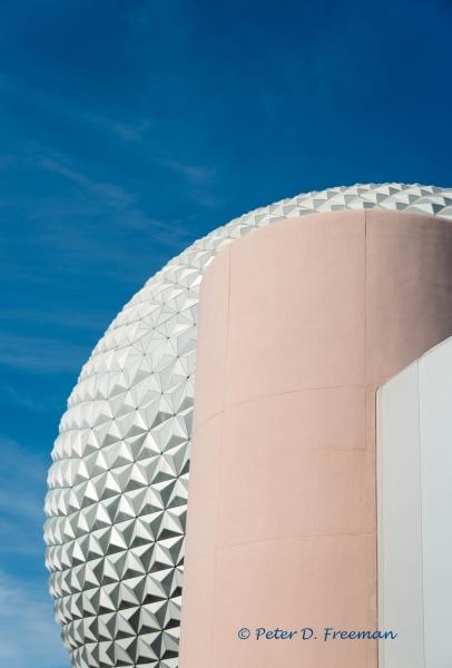 EPCOT Sphere 2