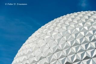 EPCOT Sphere 4