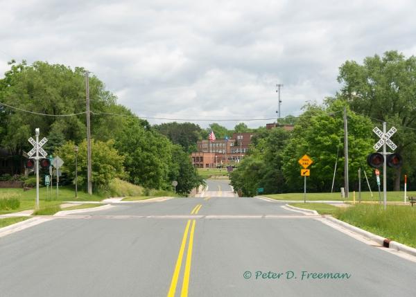 Approaching School