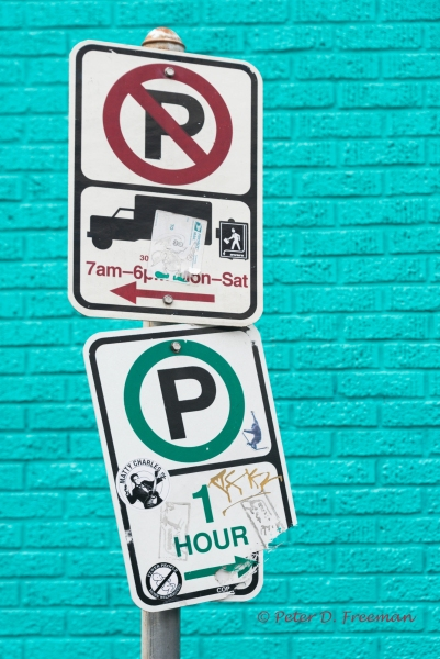 Portland Parking