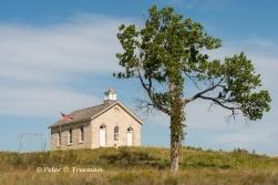 Prairie Schoolhouse