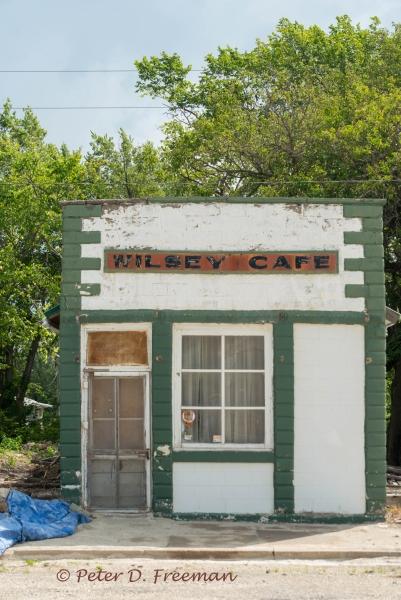 Wilsey Cafe
