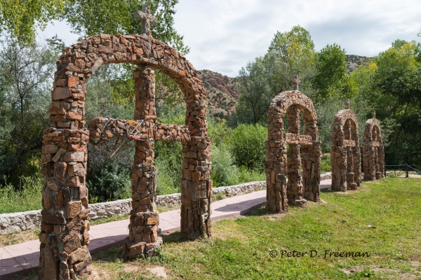 Chimayo Arches