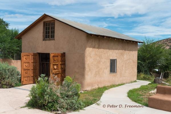 Chimayo Chapel