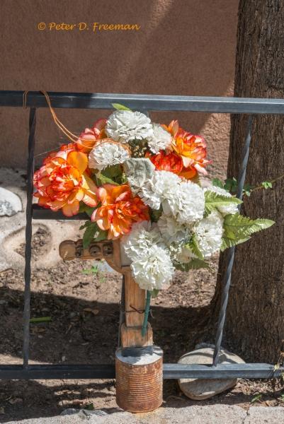 Chimayo Flowers