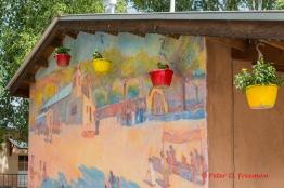 Chimayo Mural