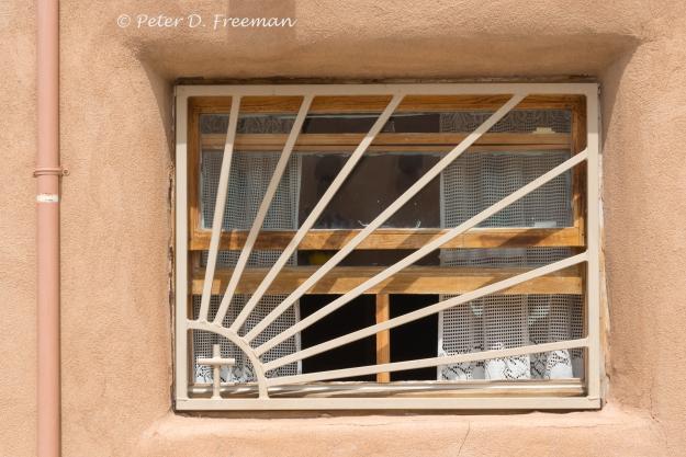Chimayo Window