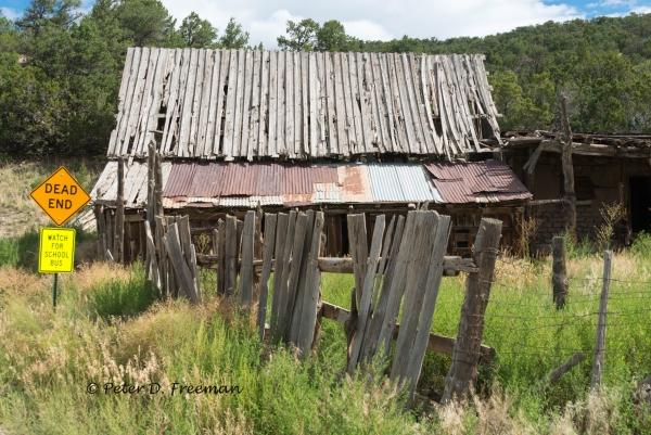 Las Trampas Barn
