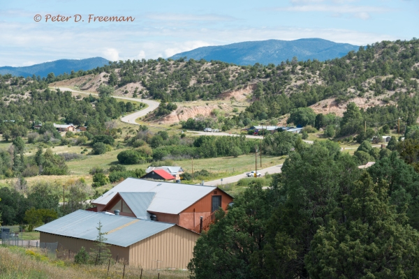 Las Trampas, NM