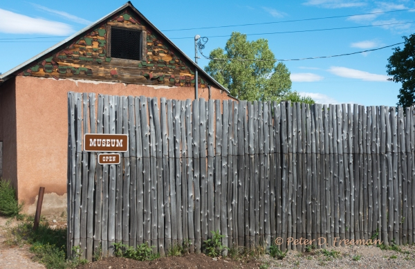 Museum Fence