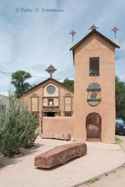 Santo Nino de Atocha Chapel Bell Tower