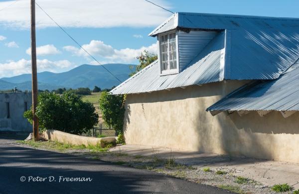 Truchas House 2