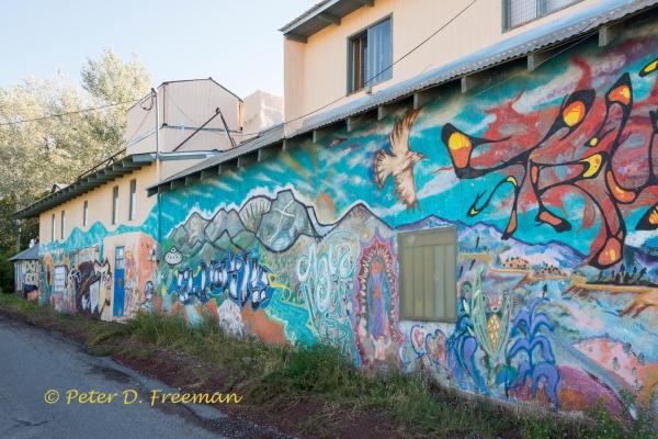 Truchas Mural