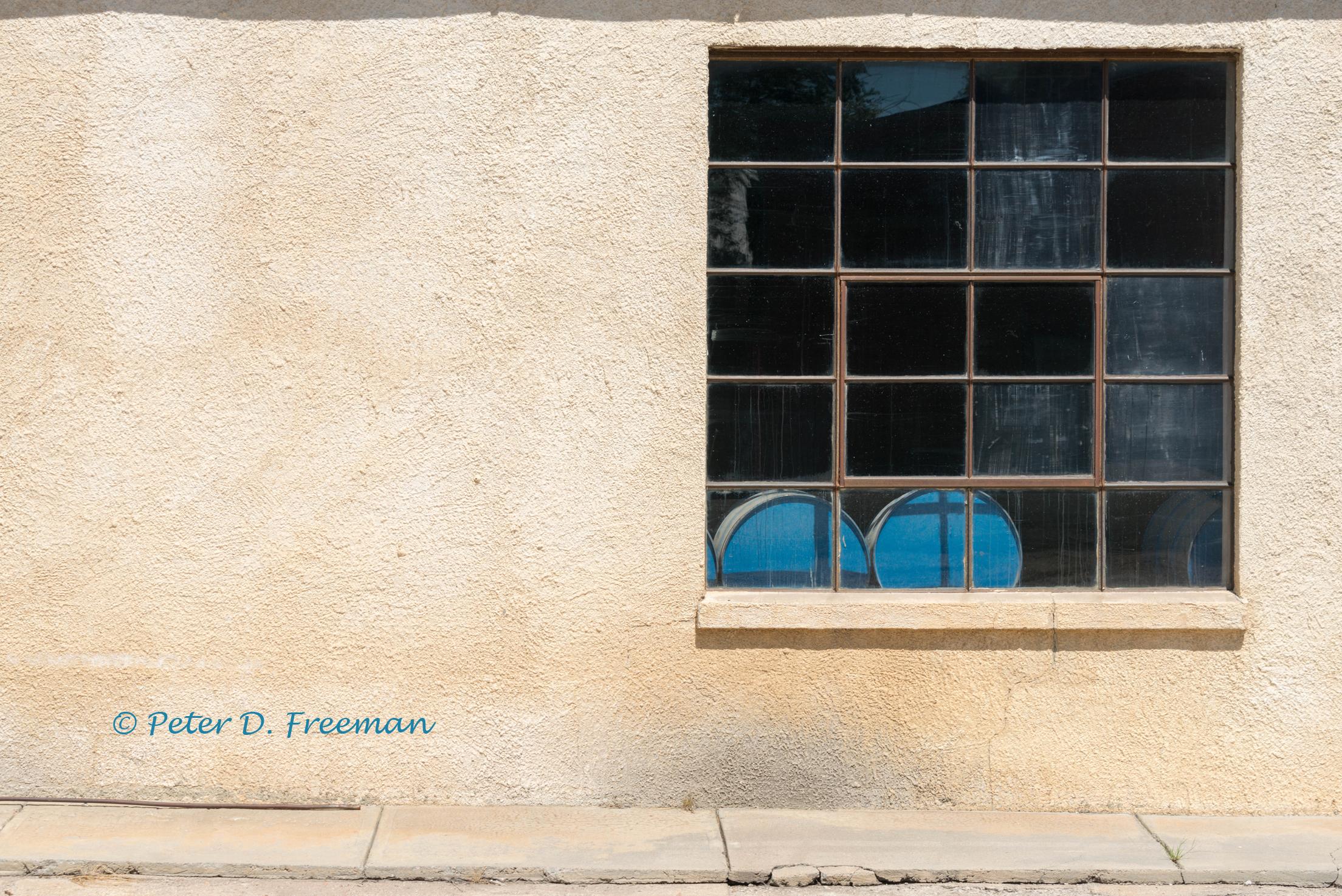 Barrels in the Window